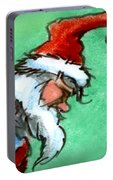Santa Claus Portable Battery Charger