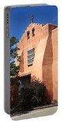Santa Fe - Adobe Church Portable Battery Charger