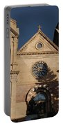 Santa Fe Church Portable Battery Charger