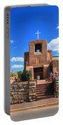 Santa Fe - San Miguel Chapel 6 Portable Battery Charger