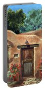 Santa Fe Traditions Portable Battery Charger