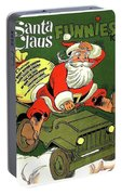 Santa In A Hurry Portable Battery Charger