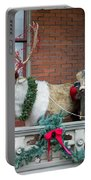 Santa Is Watching You Portable Battery Charger
