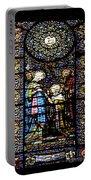 Santa Maria De Montserrat Abbey 2 Portable Battery Charger