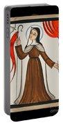 Santa Teresa De Avila - St. Teresa Of Avila - Aoavi Portable Battery Charger