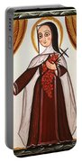 Santa Teresa De Lisieux - St. Therese Of Lisieux - Aotel Portable Battery Charger