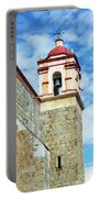 Santo Domingo Church Spire Portable Battery Charger