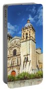 Santo Domingo Church View Portable Battery Charger