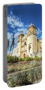 Santo Domingo Church Wide Angle Portable Battery Charger