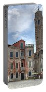 Santo Stefano Venice Leaning Tower Portable Battery Charger