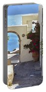 Santorini Pathway Portable Battery Charger