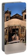 Santuario De Chimayo Adobe Chapel Portable Battery Charger
