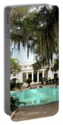 Sapelo Mansion  Portable Battery Charger