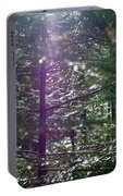 Saplings In The Sun Portable Battery Charger