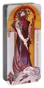 Sarah Bernhardt Portable Battery Charger