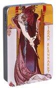 Sarah Bernhardt Portable Battery Charger