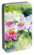 Sarasota Orchids Portable Battery Charger