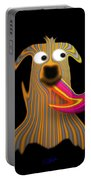 Sartorial Pooch Portable Battery Charger