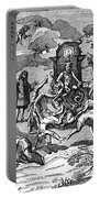 Satan With Cavorting Dancers, 18th Portable Battery Charger