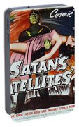 Satan's Satellites Portable Battery Charger