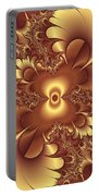 Satin And Lace Portable Battery Charger