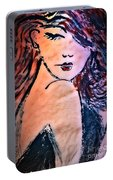 Saucy Lady Portable Battery Charger