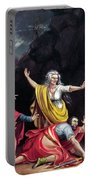 Saul & Witch Of Endor Portable Battery Charger