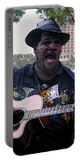 Savanna Blues Man Portable Battery Charger