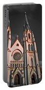 Savanna Georia Church Color Infrared 74 Portable Battery Charger