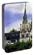Savannah Cathedral Portable Battery Charger
