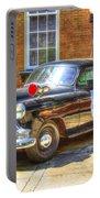 Savannah Police Car 1953 Chevrolet  Portable Battery Charger