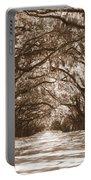Savannah Sepia - Glorious Oaks Portable Battery Charger