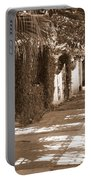 Savannah Sepia - Sunny Sidewalk Portable Battery Charger