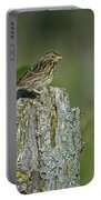 Savannah Sparrow.. Portable Battery Charger