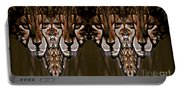 Save The Cheetahs Portable Battery Charger