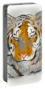 Save The Tiger Portable Battery Charger