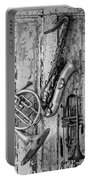 Sax French Horn And Trumpet Portable Battery Charger