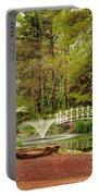 Sayen Gardens Bridge Series Portable Battery Charger