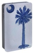 Sc Palmetto And Crescent Portable Battery Charger