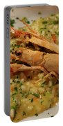 Scampi Risotto Portable Battery Charger
