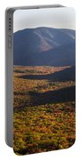 Scar Ridge Autumn Portable Battery Charger