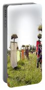 Scarecrows Portable Battery Charger