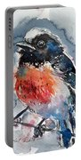 Scarlet Robin Portable Battery Charger
