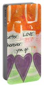 Scatter Love Portable Battery Charger