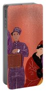 Scene From Grand Budapest Hotel Portable Battery Charger