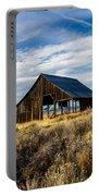 Scenic Barn Portable Battery Charger