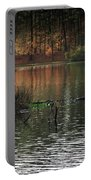 Scenic Elder Lake Portable Battery Charger