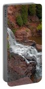 Scenic Gooseberry Falls Portable Battery Charger