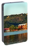 Scenic Lake Guntersville Portable Battery Charger