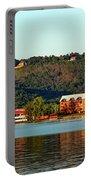 Scenic Lake Guntersville Portable Battery Charger